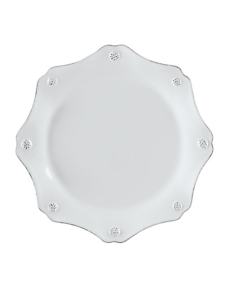 Juliska Berry & Thread Scalloped Salad Plate