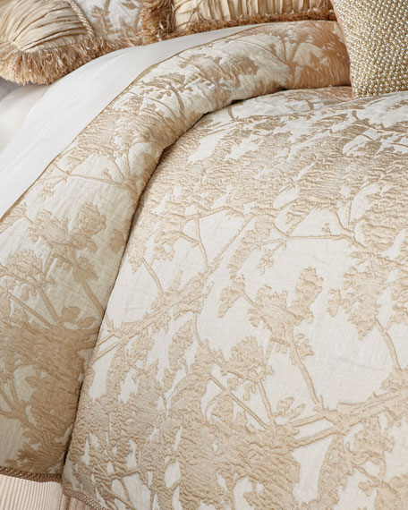Dian Austin Couture Home Queen Fauna Duvet Cover