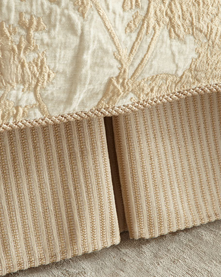 Dian Austin Couture Home Queen/King Fauna Stripe Dust