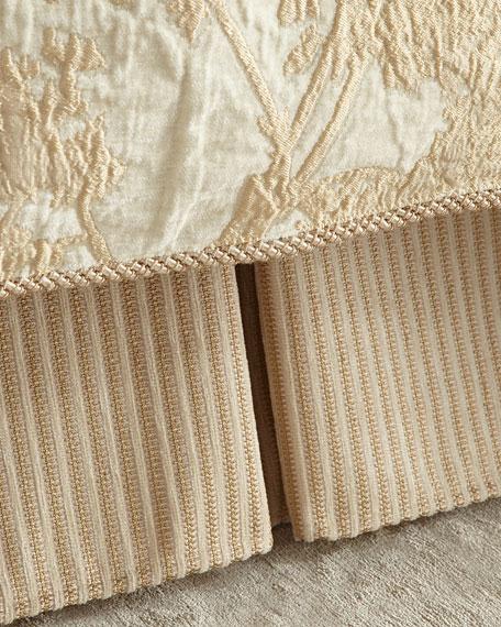 Dian Austin Couture Home Queen/King Fauna Stripe Dust