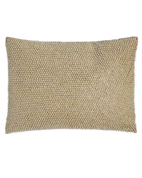 "Jaal Pillow, 14"" x 20"""