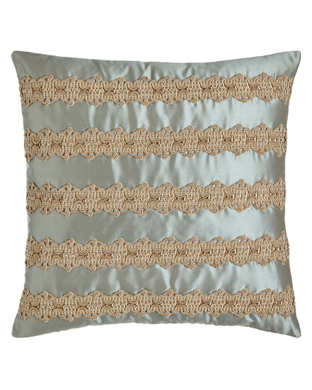 Dian Austin Couture Home Lucille Pillow, 18