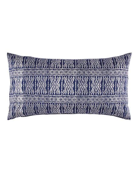 "Taraz Bolster Pillow, 17"" x 32"""