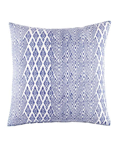 John Robshaw Nagra Iris Pillow, 26