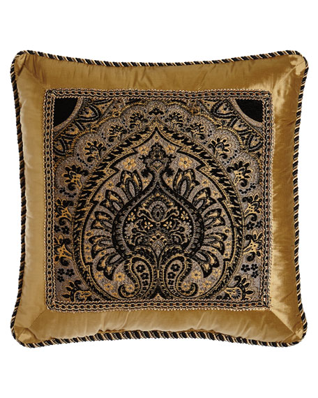 Austin Horn Classics Valour Framed Pillow