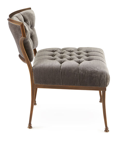 Bernhardt omni tufted accent chair Tufted accent chair
