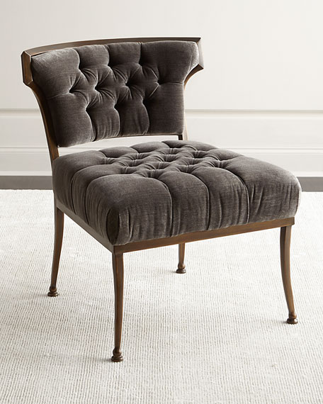 Bernhardt Omni Tufted Accent Chair