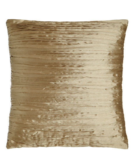 Austin Horn Classics Pleated Pillow, 18