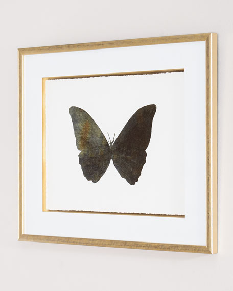 """Shimmering Butterfly III"" Artwork"