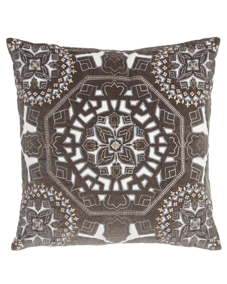 Espana Gray Pillow