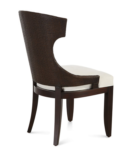 Rhoda Wicker Dining Chair
