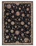 "Black Beauty Rug, 5'3"" x 7'5"""
