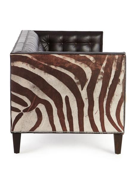Geronimo Leather Sofa