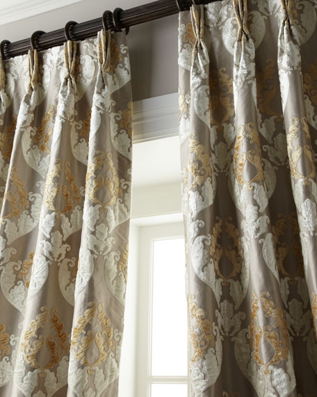 "Chani Lei Glamour Curtain, 96""L"