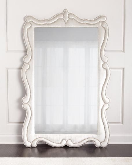 Haute House Silver Antoinette Floor Mirror