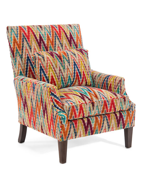 John-Richard Collection Cameron Club Chair
