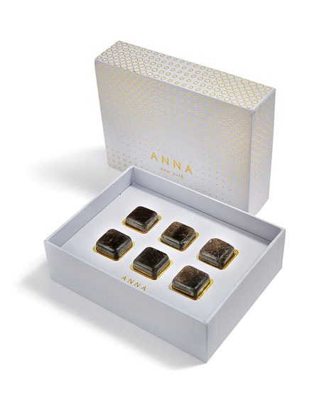ANNA by RabLabs Vida Smokey Quartz Whisky Cubes,