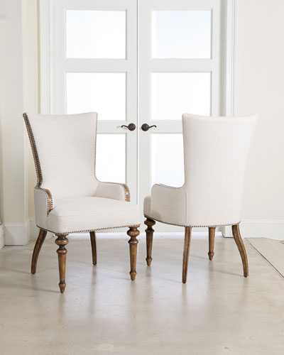 Lochte Dining Armchairs, Set of 2