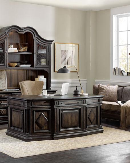 Hooker Furniture Vetrano Executive Desk