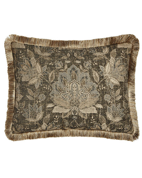 King Livingston Floral Sham