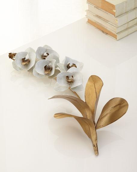 Large Orchid Sculpture