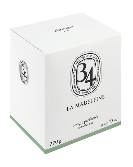 La Madeleine Candle, 200g