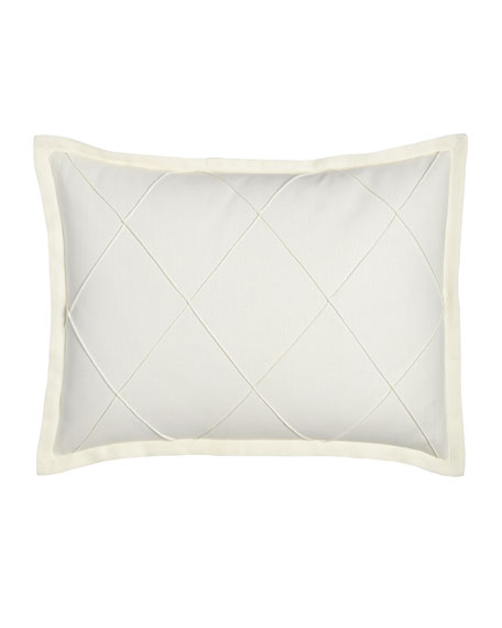 King Milano Diamond Sham