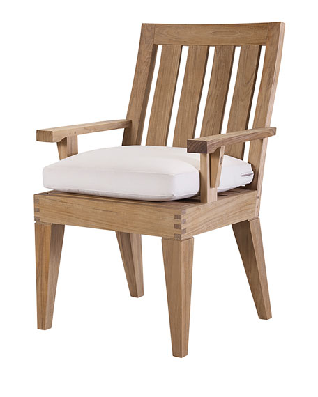 Saranac Outdoor Armchair