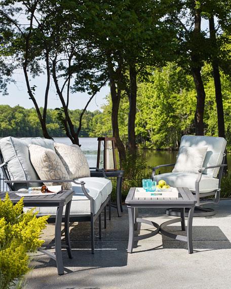 Raleigh Swivel Rocking Lounge Chair