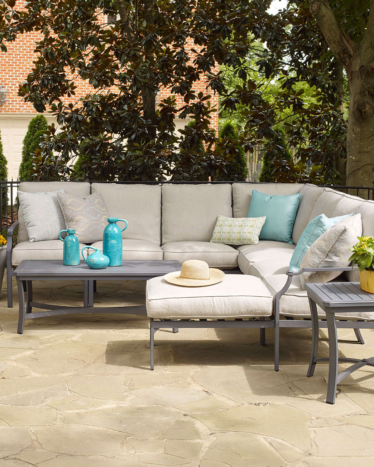 Raleigh Outdoor Side Table - Lane Venture Raleigh Outdoor Side Table Neiman Marcus
