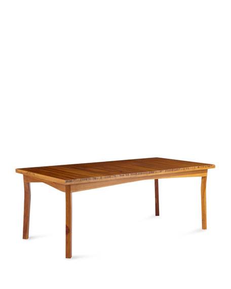 San Martin Teak Outdoor Dining Table