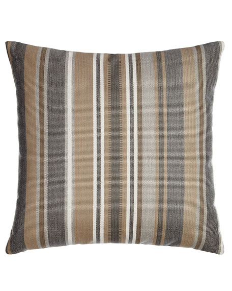 Linear Stripe Outdoor Pillow