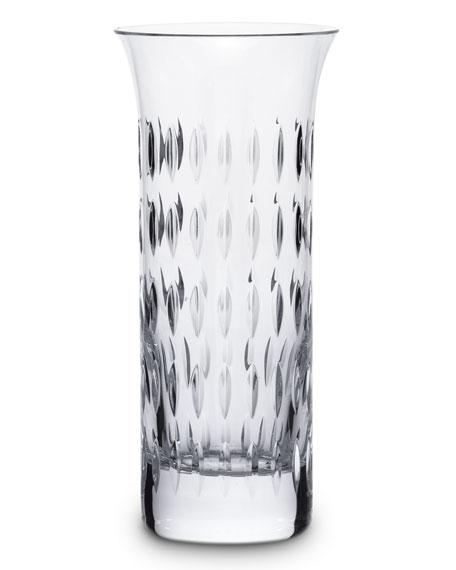 Baccarat Grain de Riz Flora Bud Vase