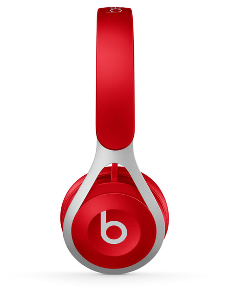 Red Beats EP On-Ear Headphones