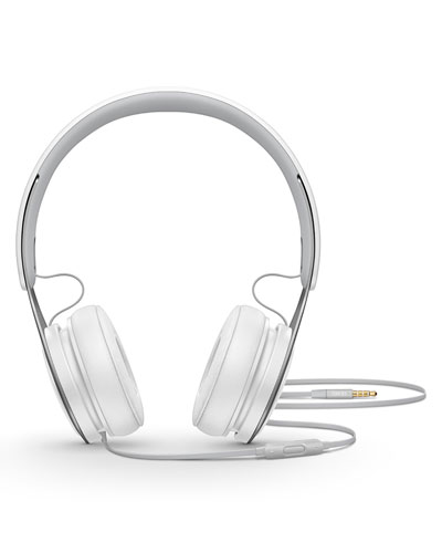 White Beats EP On-Ear Headphones
