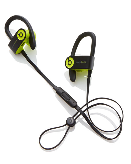 Beats by Dr. Dre Shock Yellow Powerbeats 3 Wireless Earphones