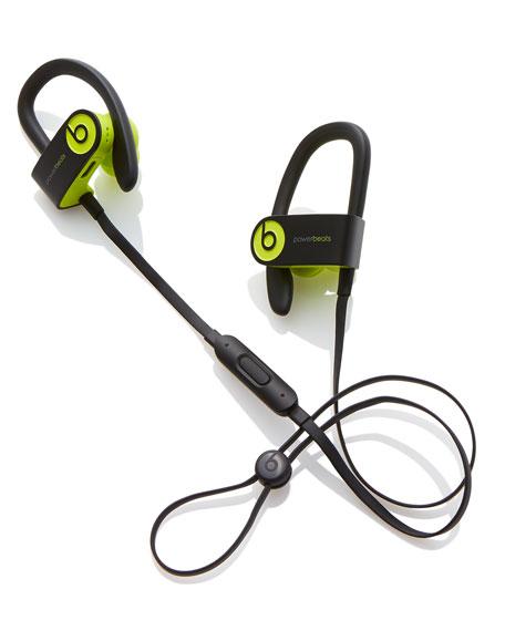 Shock Yellow Powerbeats 3 Wireless Earphones