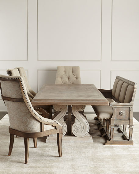 CIARROCCHI DINING TABLE