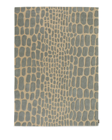 "Nielson Rug, 9'3"" x 13'"