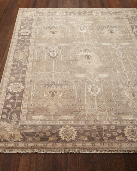 "Cutler Bay Rug, 5'6"" x 8'"