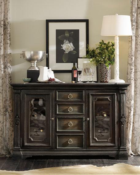 Lindor Bar Cabinet