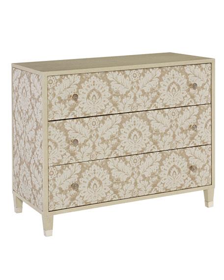 Ophelia Upholstered Nightstand