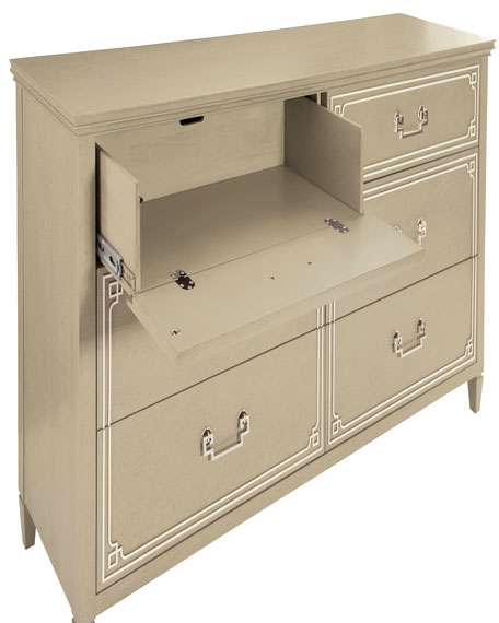 Ophelia Entertainment Dresser