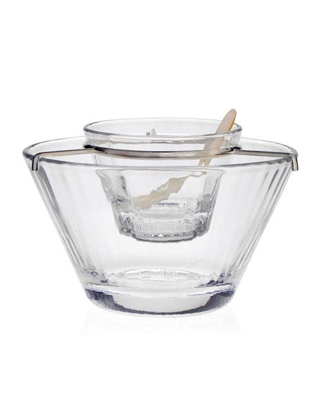 William Yeoward Natalia Caviar Bowl