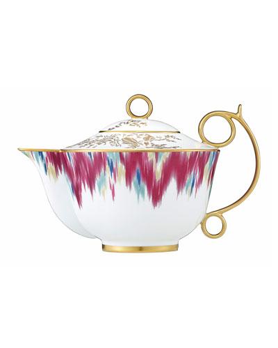 Voyage en Ikat Teapot