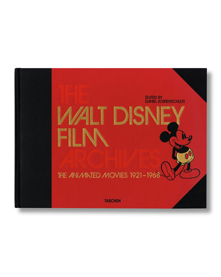 The Walt Disney Film Archives Book