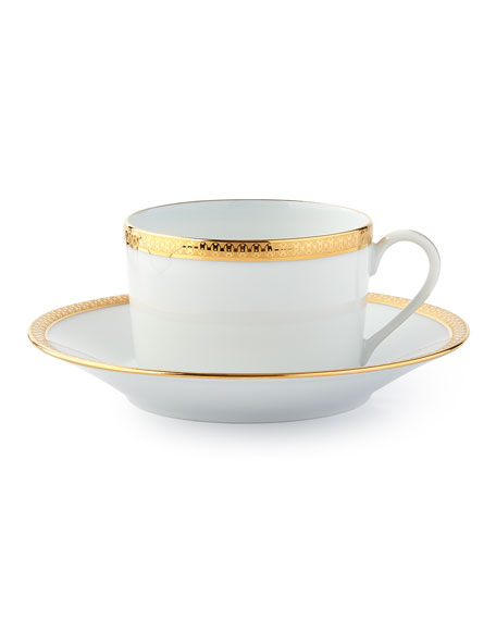 Haviland Symphony Gold Saucer