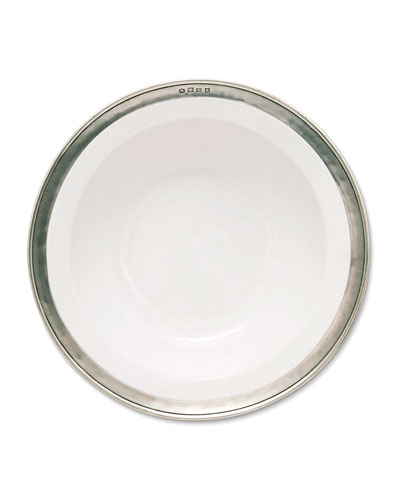 Convivio Small Round Serving Bowl