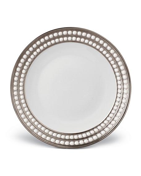 Perlee Platinum Salad Plate