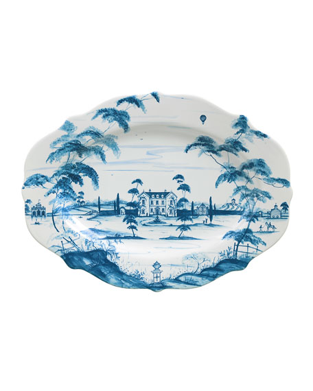Country Estate Large Platter
